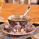 tanie Przybory i gadżety do pieczenia-Naczynia do picia Ceramiczny Filiżanki do herbaty / Butelki na wodę / Kubki do kawy Przenośny 1 pcs