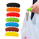 cheap Barware & Openers-1pc Kitchen Tools Silicone Portable Novelty Hand Grips / Finger Grooves Multifunction