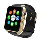 billige Adaptere til bærbare computere-Smartur iOS Android GPS Touch-skærm Pulsmåler Skridttællere Sundhedspleje Kamera Vækkeur Information Handsfree opkald Find min enhed