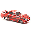 cheap 3D Puzzles-Toy Car Building Blocks 3D Puzzle Car Race Car Creative DIY 1 pcs Race Car Kid's Adults' Boys' Girls' Toy Gift / Educational Toy