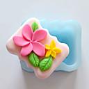 hesapli Fırın Araçları ve Gereçleri-Bakeware araçları Silikon Çevre-dostu Şükran Günü Yeni Yıl'ınkiler Doğum Dünü Tatil Yapışmaz Candy Çikolota Kek Pişirme Kalıp