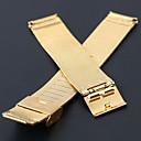 hesapli Saat Aksesuarları-erkek / women'swatch bantları inek derisi 20mm izle aksesuarları
