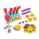 رخيصةأون خزانة المكياج و المجوهرات-لعب العجين، البلاستيسين والمعجون لعب تمثيلي مجموعات البناء ألعاب اصنع بنفسك حداثة بلاستيك مطاط هدية 1pcs