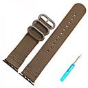 hesapli LED Araba Ampulleri-Watch Band için Apple Watch Series 3 / 2 / 1 Apple Klasik Toka Naylon Bilek Askısı