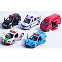 رخيصةأون Huawei أغطية / كفرات-لعبة سيارات Playsets السيارة سيارة سباق سيارة الشرطة سيارة كلاسيكي & خالد أنيقة & حديثة للصبيان للفتيات ألعاب هدية / معدن