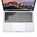 cheap Travel Comfort-XSKN® Ultra Thin Keyboard Cover for Macbook Pro 13 15 with Touch Bar (A1706/A1707)  Clear TPU Laptop Keyboard Skin Protective Film US Layout