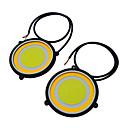 preiswerte Motorradbeleuchtung-JIAWEN 2pcs Auto Leuchtbirnen 3.6W COB LED Außenleuchten / Arbeitsscheinwerfer / Blinkleuchte