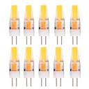 tanie Etui / Pokrowce do Samsunga Galaxy A-YWXLIGHT® 10pcs 2W 150-200lm G4 Żarówki LED bi-pin T 1 Koraliki LED COB Dekoracyjna Ciepła biel Zimna biel 12V 12-24V