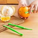 tanie Kuchnia i jadalnia-1 szt Pomarańczowy Obieraczka & Tarka For dla owoców Kreatywny gadżet kuchenny