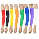 hesapli Kişiselleştirilmiş Bardaklar-Unisex Koruyucu Eşya Kolluklar için Kamp & Yürüyüş Tırmanma Fitness Badmington Basketbol Futbol Beyzbol Streç Nefes Alabilir Polyester