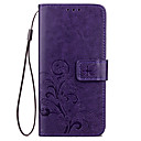 Buy ZTE Blade A510 L5 Plus Case Cover Card Holder Wallet Stand Flip Embossed Pattern Full Body Flower Hard PU Leather V7 Lite AXON 7