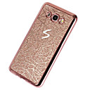 Buy Samsung Galaxy J7 Prime J5 Case Cover Plating Back Glitter Shine Soft TPU (2016) J3