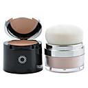baratos Maquiagem & Produtos para Unhas-Pós Secos Cobertura / Corretivo / Natural Rosto Maquiagem Cosmético