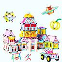 رخيصةأون البناء و المكعبات-أحجار البناء ألعاب معمارية مغناطيس غير محدد قطع