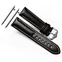 ieftine Accesorii Ceasuri-Uita-Band pentru Gear S3 Frontier / Gear S3 Classic Samsung Galaxy Banderola Sport / Catarama Clasica Piele Curea de Încheietură