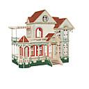 Buy 3D Puzzles Jigsaw Puzzle Model Building Kits Toys Famous buildings House Architecture Simulation Unisex Pieces