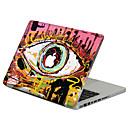 Χαμηλού Κόστους Εργαλεία και γκάτζετ ψησίματος-1 τμχ Αυτοκόλλητο Καλύμματος για Προστασία από Γρατζουνιές Κινούμενα σχέδια Μοτίβο PVC MacBook Pro 15'' with Retina MacBook Pro 15 ''