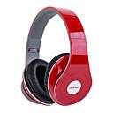 cheap Headsets & Headphones-Over Ear Wireless Headphones Plastic Mobile Phone Earphone HIFI / with Volume Control / Noise-isolating Headset