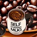 olcso Matricák és öntapadók-drinkware Rozsdamentes acél Hétköznapi poharak Kávéscsészék melegen tartó 1pcs