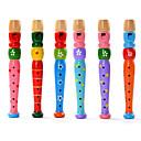 Χαμηλού Κόστους Μοντελισμός-Εκπαιδευτικό παιχνίδι Κυλινδρικό Ξύλο Instrumente Muzicale de Jucărie Παιδικά Γιούνισεξ Δώρο