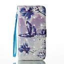 Χαμηλού Κόστους Θήκες / Καλύμματα Samsung Tab Series-tok Για Samsung Galaxy S8 Plus S8 Θήκη καρτών Πορτοφόλι με βάση στήριξης Ανοιγόμενη Μαγνητική Με σχέδια Πλήρης Θήκη Πεταλούδα Λουλούδι