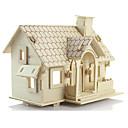 ieftine Convertor de Voltaj-Puzzle 3D Distracție Lemn Clasic Pentru copii Unisex Jucarii Cadou
