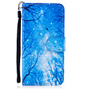 cheap iPhone Cases-Case For Apple iPhone 8 / iPhone 8 Plus Wallet / Card Holder / with Stand Full Body Cases Tree Hard PU Leather for iPhone 8 Plus / iPhone 8 / iPhone 7 Plus