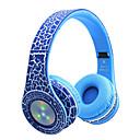 billige Headset og hovedtelefoner-soyto STN-17 Over-øret hovedtelefon Trådløs Rejser og underholdning V3.0 Selvlysende