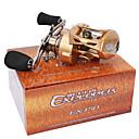 billige Fisketråd-Fiskesneller Agnkast Hjul 7.0:1 Gear Forhold+9 Kulelager Høyre-Handed Agn Kasting / Lokke Fiske - EX150-R