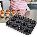 hesapli Fırın Araçları ve Gereçleri-Bakeware araçları Demir (Nikel Kaplama) Kek / Pasta / Cupcake için Fırın Malzeme Setleri 1pc