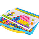 preiswerte Puzzles-Puzzle-Spiele Mosaik-Sets Bildungsspielsachen Pilz Mehrfarbig Jungen Mädchen Spielzeuge Geschenk
