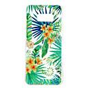 preiswerte Galaxy S Serie Hüllen / Cover-Hülle Für Samsung Galaxy S8 Plus S8 Muster Rückseite Blume Weich TPU für S8 Plus S8 S7 edge S7