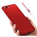 ieftine Carcase iPhone-Maska Pentru Apple iPhone 8 iPhone 8 Plus Mătuit Capac Spate Culoare solidă Moale TPU pentru iPhone 8 Plus iPhone 8 iPhone 7 Plus iPhone