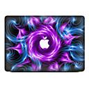 tanie Naklejki na komputery Mac-1 szt. Naklejka na obudowę na Odporne na zadrapania Zabawa z logiem Apple Wzorki PVC MacBook Pro 15'' with Retina MacBook Pro 15''