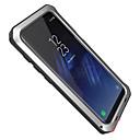 baratos Capinhas para Galaxy Série S-Capinha Para Samsung Galaxy S8 Plus / S8 Água / Dirt / à prova de choque Capa Proteção Completa Armadura Rígida Alumínio para S8 Plus / S8 / S7 edge