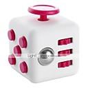 hesapli Balonlar-Stres Giderici Masa Oyunu Fidget Cube Öldürme Süresi için Stres ve Anksiyete Rölyef Odak Çal ABS Klasik & Zamansız Parçalar Çocuklar için Yetişkin Genç Erkek Genç Kız Oyuncaklar Hediye