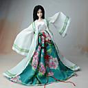 ieftine Haine Păpușă Barbie-Rochie de papusa Pentru Barbie Vintage Poliester Rochie Pentru Fata lui păpușă de jucărie