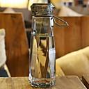 hesapli Mutfak Araçları-620ml büyük kapasiteli elmas renk plastik bardak öğrenci spor su ısıtıcısı taşınabilir çiçek çay fincanı