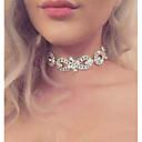 preiswerte Ohrringe-Damen Halsketten - Unendlichkeit Luxus, Modisch, Euramerican Gold, Silber Modische Halsketten Schmuck Für Hochzeit, Party