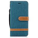 preiswerte Hüllen / Cover für Huawei-Hülle Für Huawei Kreditkartenfächer Geldbeutel mit Halterung Flipbare Hülle Ganzkörper-Gehäuse Volltonfarbe Hart PU-Leder für P10 Plus