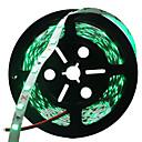 preiswerte LED-Scheinwerfer-HKV 5m Flexible LED-Leuchtstreifen 300 LEDs 5730 SMD Rot / Blau / Grün Schneidbar / Selbstklebend 12 V