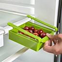 preiswerte Perlen & Perlenstickerei-1pc Kabinettsorganisation Plastik Leichte Bedienung Küchenorganisation