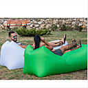cheap Car Chargers-Air Sofa Inflatable Sofa Sleep lounger Air Bed Outdoor Camping Waterproof Portable Moistureproof Design-Ideal Couch Oxford Camping / Hiking Beach Traveling for 1 person