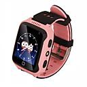 tanie Inteligentne zegarki-Zegarki dziecięce M05 for Android GPS / Gry / Ekran dotykowy Rejestrator aktywności fizycznej / Rejestrator snu / Znajdź moje urządzenie / 1 MP / Budzik / Kamera / aparat / Długi czas czuwania