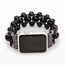 hesapli iPhone Kılıfları-Watch Band için Apple Watch Series 3 / 2 / 1 Apple Takı Tasarımları Seramik Bilek Askısı