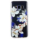 رخيصةأون حافظات / جرابات هواتف جالكسي S-غطاء من أجل Samsung Galaxy S8 Plus S8 نموذج غطاء خلفي زهور ناعم TPU إلى S8 Plus S8 S7