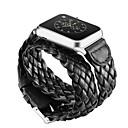 voordelige Hoesjes / covers voor Huawei-Horlogeband voor Apple Watch Series 3 / 2 / 1 Apple Klassieke gesp Echt leer Polsband