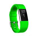 ieftine Uita-te Benzi pentru Fitbit-Uita-Band pentru Fitbit Charge 2 Fitbit Banderola Sport Silicon Curea de Încheietură