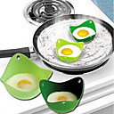cheap Cooking Tools & Utensils-2 Pcs Eggcellent Poacher Colorful Non-stick Silicone Egg Cookware Pod Cup