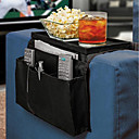 cheap Kitchen Storage-Hanging Sofa Side Storage Bag CellPhones Remote Control Holder Storage Bag Organizer Armchair Couch Storage Pouch